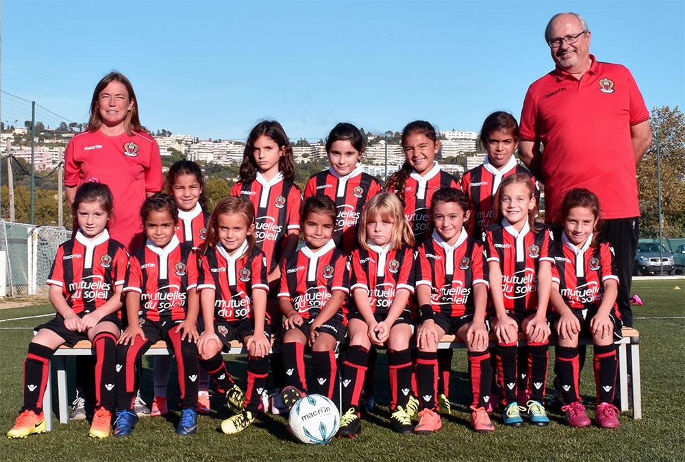 OGC Nice Ecole de Foot Féminines